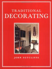 Cover of: Traditional Decorating | Frances Lincoln
