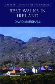 Cover of: Best Walks in Ireland (Best Walks Guides) | David Marshall