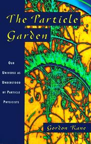 Cover of: The Particle Garden