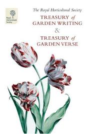 RHS Treasury of Garden Verse/Writing Box Set (Rhs Slipcase)
