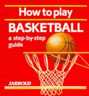 Cover of: How to play basketball