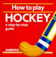 Cover of: How to Play Hockey