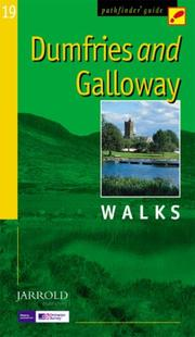 Cover of: Dumfries and Galloway Walks | Jarrold Publishing