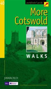 Cover of: More Cotswold