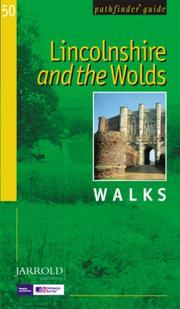 Cover of: Lincolnshire and the Wolds