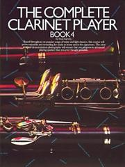 Cover of: The Complete Clarinet Player | Paul Harvey (undifferentiated)