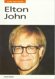 Cover of: Elton John in His Own Words (In Their Own Words)