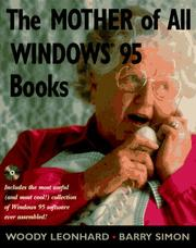 Cover of: The mother of all Windows 95 books