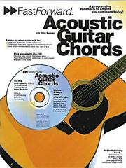 Cover of: Fast Forward/Acoustic Guitar Chords (Fast Forward (Music Sales))