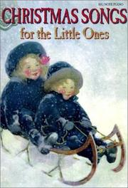 Cover of: Christmas Songs for the Little Ones |