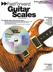 Cover of: Fast Forward Guitar Scales (Fast Forward (Music Sales))