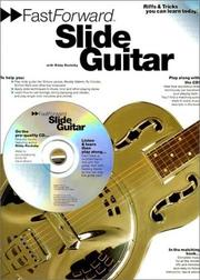 Cover of: Slide Guitar with CD (Audio) (Fast Forward (Music))