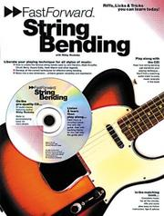 Cover of: Fast Forward String Bending (Fast Forward (Music Sales))