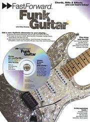Cover of: Fast Forward Funk Guitar (Fast Forward (Music Sales))
