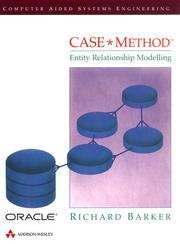 Cover of: Case*Method | Richard Barker