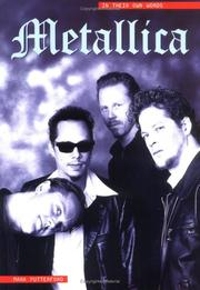Cover of: Metallica | Mark Putterford