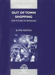 Cover of: Out of town shopping