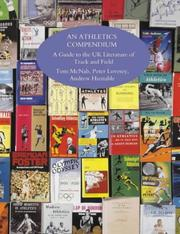 Cover of: An athletics compendium | Peter Lovesey