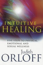 Cover of: Intuitive Healing