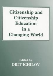 Cover of: Citizenship and Citizenship Education in a Changing World (Woburn Education Series)