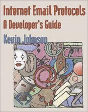 Cover of: Internet Email Protocols | Kevin Johnson