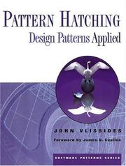 Cover of: Pattern hatching