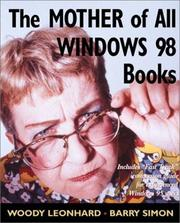 Cover of: The mother of all Windows 98 books