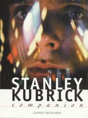 Cover of: Stanley Kubrick companion