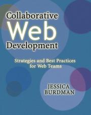 Cover of: Collaborative Web Development