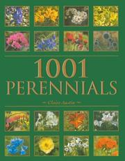 Cover of: 1001 Perennials | Clare Austin