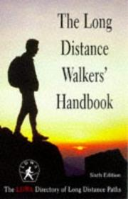 Cover of: The Long Distance Walkers