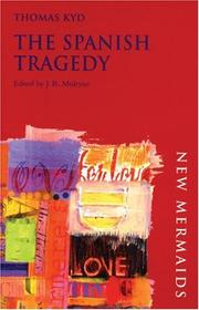 Cover of: Spanish Tragedy