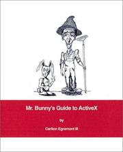 Cover of: Mr. Bunny's guide to ActiveX