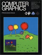 Cover of: SIGGRAPH 1999 Conference Proceedings