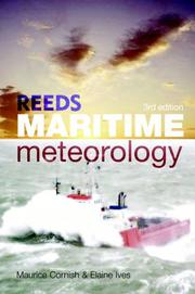 Reeds Maritime Meteorology by Maurice Cornish, Elaine Ives