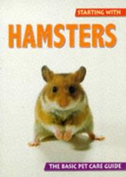 Cover of: Starting with hamsters