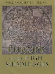 Cover of: Europe in the High Middle Ages | Jordan, William C.