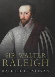Cover of: Sir Walter Raleigh | Raleigh Trevelyan