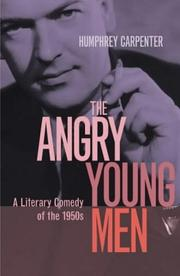 Cover of: The Angry Young Men
