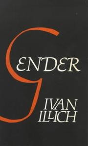 Gender by Ivan Illich