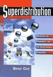 Cover of: Superdistribution