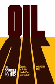 Oil, Power and Politics