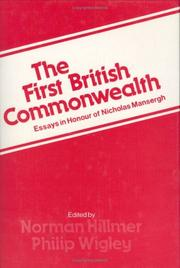 Cover of: The First British Commonwealth