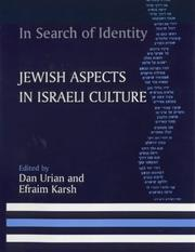 Cover of: In Search of Identity