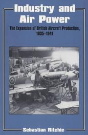 Cover of: Industry and air power