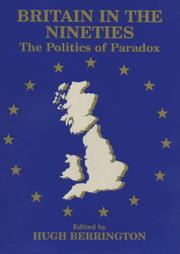 Cover of: Britain in the nineties