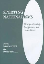 Cover of: Sporting Nationalisms