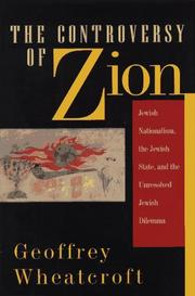 Cover of: The controversy of Zion