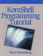 Cover of: KornShell programming tutorial
