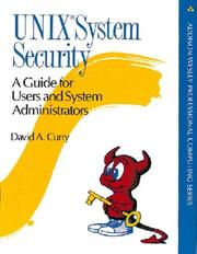 Cover of: UNIX(R) System Security